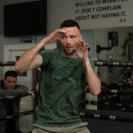 IMG 8783 150x150 - Ivan Baranchyk-Josh Taylor media workout gallery