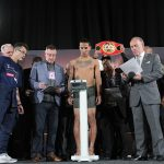 Inoue Rodriguez weighin shabbaIMG 9551 150x150 - Weigh-in alert: Emmanuel Rodriguez 117.7 Naoya Inoue 117.7