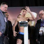 Inoue Rodriguez weighin shabbaIMG 9559 150x150 - Weigh-in alert: Emmanuel Rodriguez 117.7 Naoya Inoue 117.7