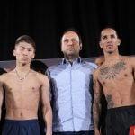 Inoue Rodriguez weighin shabbaIMG 9612 150x150 - Weigh-in alert: Emmanuel Rodriguez 117.7 Naoya Inoue 117.7