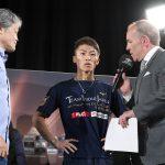 Inoue Rodriguez weighin shabbaIMG 9662 150x150 - Weigh-in alert: Emmanuel Rodriguez 117.7 Naoya Inoue 117.7