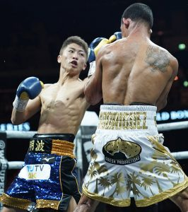 Inoue vs Rodriguez 02 photo by Naoki Fukuda 266x300 - Ring Ratings Update: The Ring crowns its eighth champion with Nayoa Inoue