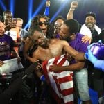 Jamel Herring victorious 2 150x150 - Jamel Herring recalls special world title victory, the praise given from Terence Crawford and outlines future plans