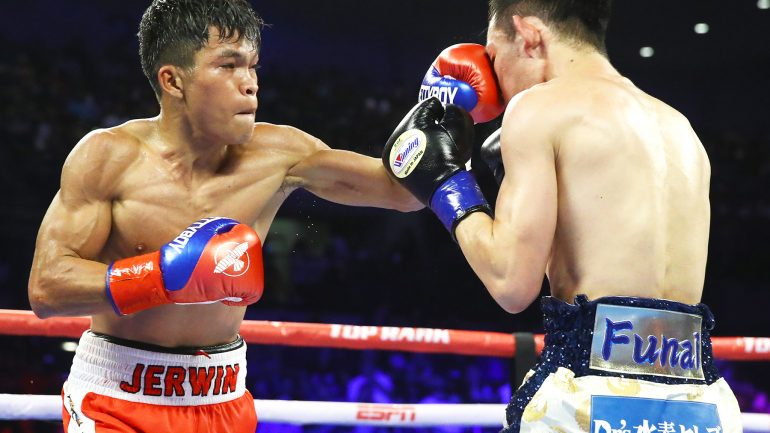 Jerwin Ancajas, Mark Magsayo added to Ennis-Lipinets card on April 10