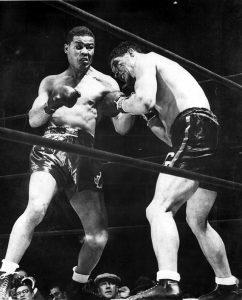 Joe Louis vs. Arturo Godoy 2 Ring photo 242x300 - The Ring Archives: Born on this day: Joe Louis – part two