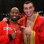 Johnathan Banks and Wladimir Klitschko 150x150 - Johnathon Banks selected as Gennady Golovkin's new trainer