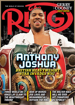 July2019cover 308x432 2 - Kid Galahad: 'Josh Warrington is fighting someone hungrier than him, fresher than him'