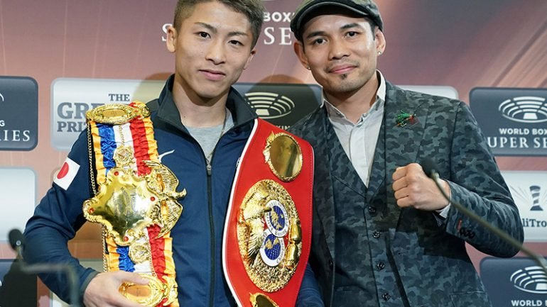 Dougie's Friday mailbag (Inoue-Donaire, Ortiz-Orozco, Chris Arreola, James Toney)