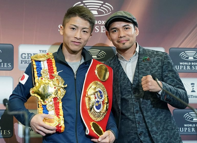 Nayoa Inoue Nonito Donaire Wbss Bantamweight Final Set For Nov 7 In Saitama Japan The Ring