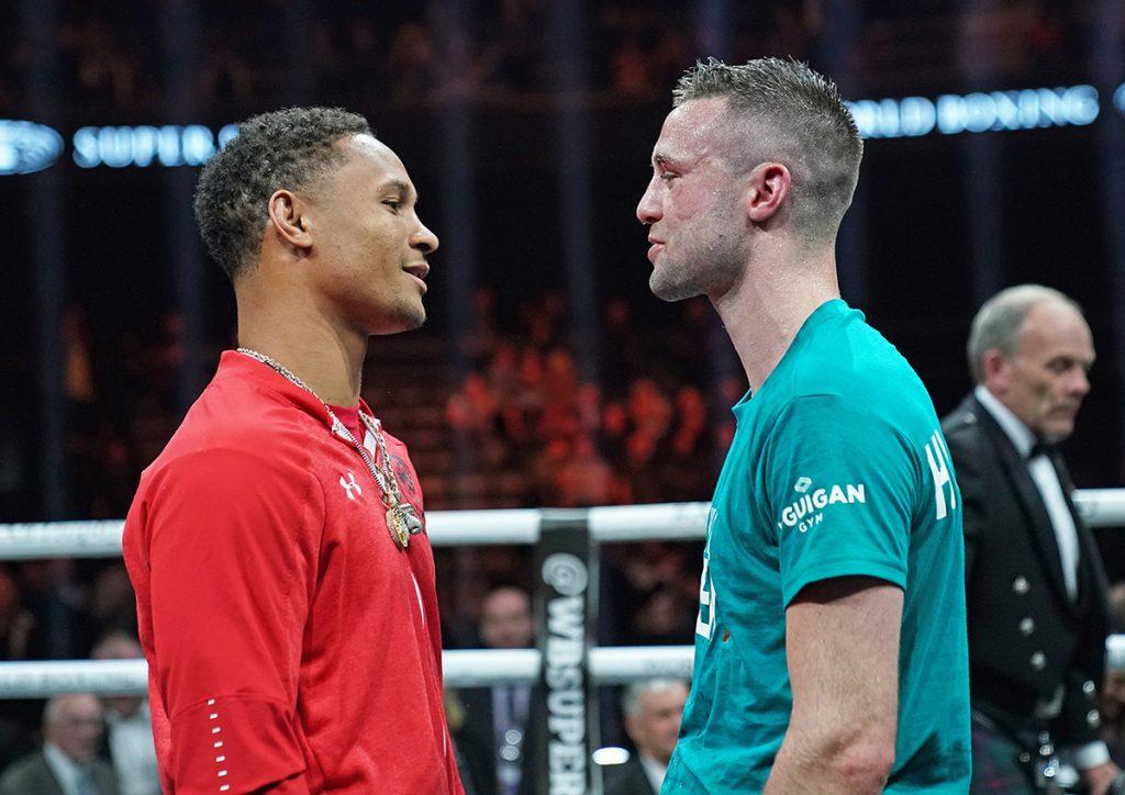 Prograis Taylor faceoff fukuda 1024x724 - Kalle Sauerland reviews season two of the World Boxing Super Series, looks forward to the future