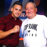 Robeisy Ramirez Bob Arum 150x150 - Olympic star Robeisy Ramirez signs with Top Rank
