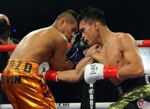 Romero Duno Juan A. Rodriguez Hoganphotos1 300x219 - Romero Duno edges Juan Rodriguez via technical decision in a gut check