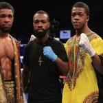 Russell Bros. 150x150 - Younger Russell Brothers impress on Deontay Wilder-Dominic Breazeale undercard