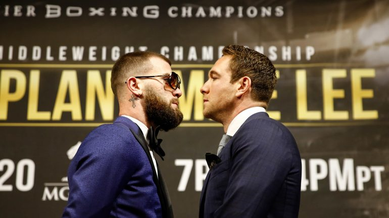 Caleb Plant doesn't want to hear about Mike Lee's 'pain' ahead of their July 20 fight