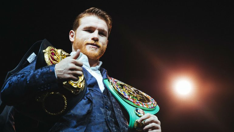 Dougie's Friday mailbag (Ring credibility/Canelo contempt, Liam Williams, Andy Ruiz)