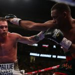 canelo alvarez left and daniel jacobs mbdap7q7stjn11nf2jzci431s 150x150 - Canelo vs. Jacobs: Daniel Jacobs proud of his showing