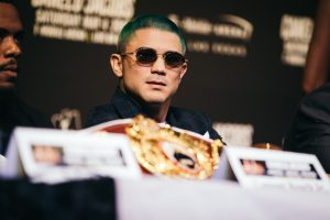 canelo jacobs undercard press 0013 300x200 - Bleach-haired Joseph Diaz vows to send Freddy Fonseca home 'with a couple black eyes'