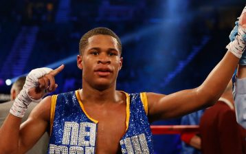Devin Haney, The Ring's No. 2-rated lightweight