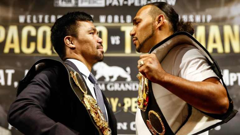 Keith Thurman: I Think I'm The New Manny Pacquiao!