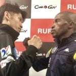 mthalane kuroda 150x150 - Moruti Mthalane puts heartbreak behind him ahead of title defense in Japan