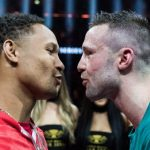 prograis taylor 150x150 - Press Release: Josh Taylor and Regis Prograis to vie for vacant Ring junior welterweight championship in WBSS final