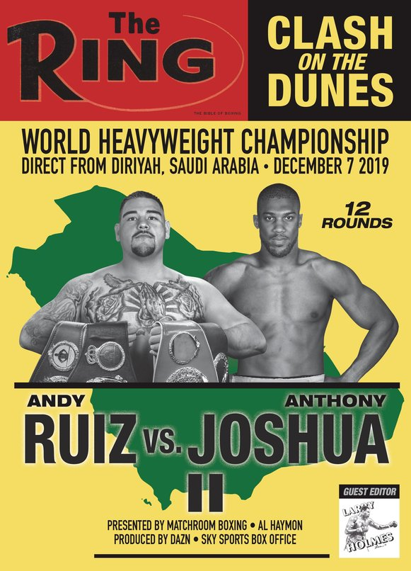 rsz c1 ring 1jan20finalnobarcode page 001 - Press Release: Andy Ruiz and Anthony Joshua face the media at arrivals party