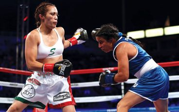 Seniesa Estrada has gone a long way on sheer willpower
