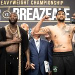 weigh in 0025 150x150 - Deontay Wilder finishes Dominic Breazeale with one right hand in round one