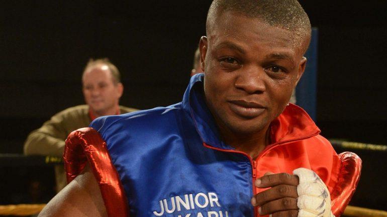 Ilunga Makabu stops Dmitry Kudryashov in five, world title shot beckons