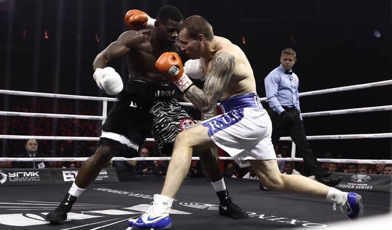 Andrew Tabiti Ruslan Fayfer - Andrew Tabiti believes victory over Yunier Dorticos will confirm his arrival among cruiserweight elite