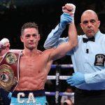 Chris Algieri victory after Coyle 150x150 - Joshua-Ruiz undercard: Algieri outslugs Coyle, Buatsi KOs Periban