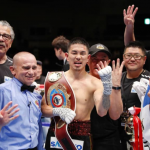 D9btEozXsAEoAC4 150x150 - Kazuto Ioka stops Aston Palicte in 10, becomes first Japanese national to win titles in four weight classes