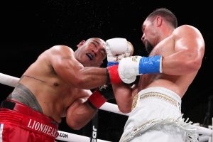 EM1 7923 300x200 - Joseph Parker makes Matchroom debut with tenth round TKO win over Alex Leapai