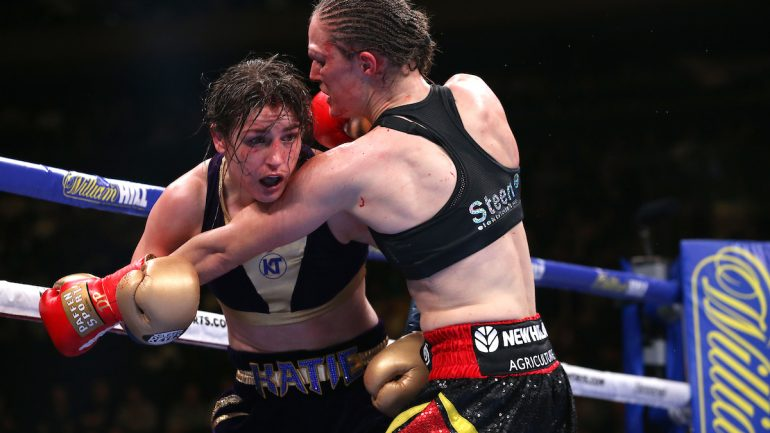 Opinion: Katie Taylor's win over Delfine Persoon was no robbery