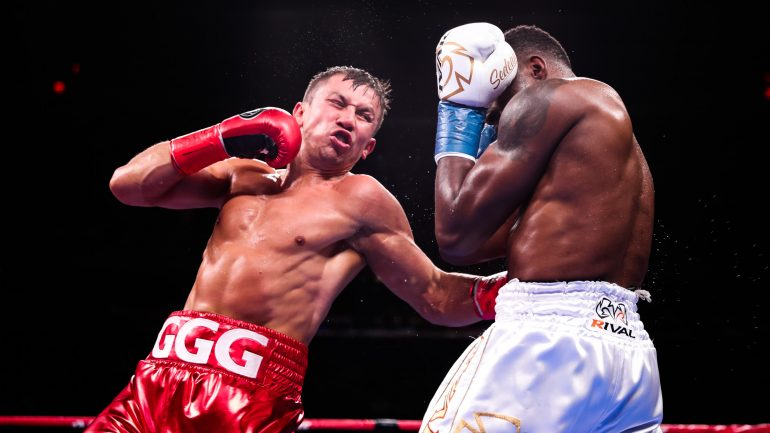 Dougie's Monday mailbag (GGG's return, failed amateur stars, potential hall of famers)