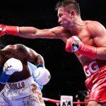 GGG Rolls Fight Night WESTCOTT 0038 150x150 - Photos: Gennadiy Golovkin knocks out Steve Rolls in 4