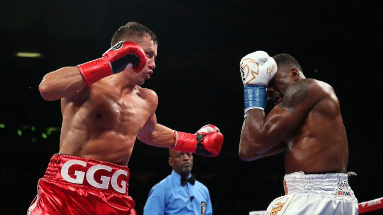 Gennadiy Golovkin rolls over Steve Rolls, turns attention to Canelo trilogy