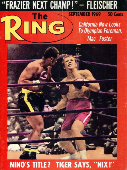 GettyImages 158471449 - 'Fight of the Year 1969' – The 50 year anniversary of Joe Frazier-Jerry Quarry I