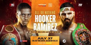 Hooker vs. Ramirez 300x150 - Dougie's post-Fourth of July weekend mixed Mailbag