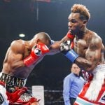 Jermall Charlo Brandon Adams2 Esther Lin Showtime 150x150 - Jermall Charlo cruises to a smooth title defense over Brandon Adams