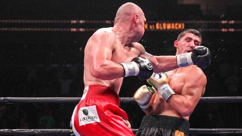Krzysztof Glowacki vs. Marco Huck Photo courtesy of Premier Boxing Champions 800 - Krzysztof Glowacki enters enemy territory versus Mairis Briedis on Saturday
