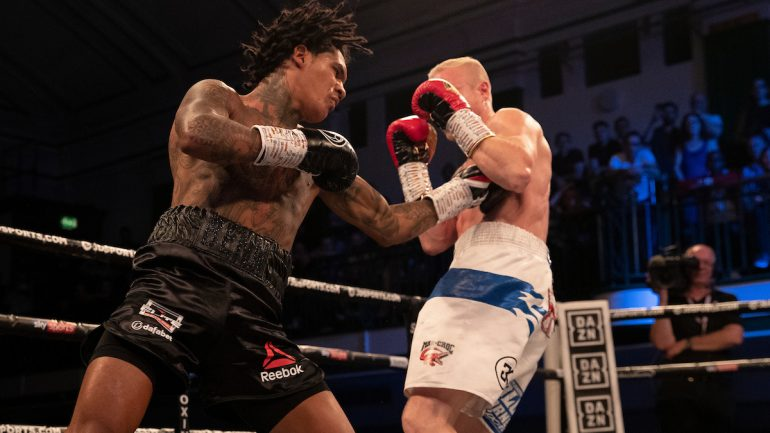 Conor Benn: I plan on really taking it to Sebastian Formella