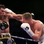 O2 Garcia Cheeseman 65 150x150 - Sergio Garcia Defends European Junior Middleweight Title against Siarhei Rabchanka this Saturday