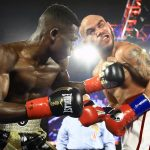 Richard Commey vs Ray Beltran action8 150x150 - Richard Commey will defend lightweight belt against Teofimo Lopez on Dec. 14 at MSG