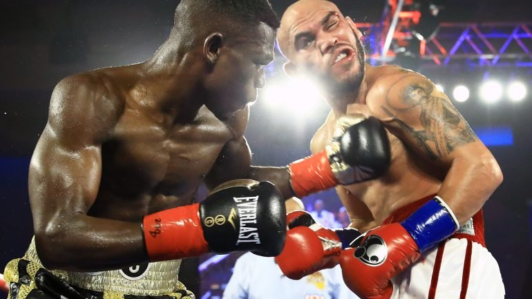 Richard Commey will defend lightweight belt against Teofimo Lopez on Dec. 14 at MSG