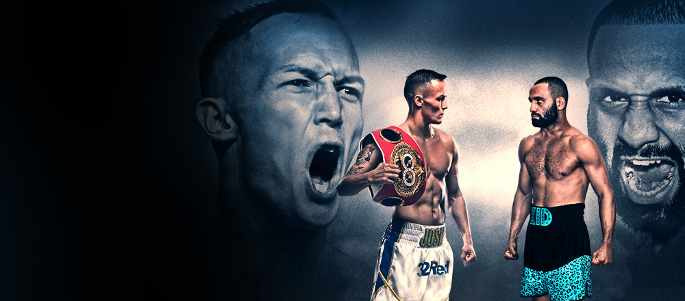 Warrington v Galahad  - Kid Galahad: 'Josh Warrington is fighting someone hungrier than him, fresher than him'
