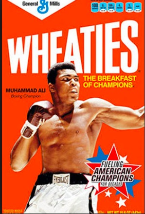 Wheaties Muhammad Alii 01 - Opinion: What about it, Wheaties? Does Andy Ruiz make the cut?