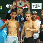 acosta soto 150x150 - Elwin Soto scores come from behind 12th round TKO of Angel Acosta, wins WBO 108 title
