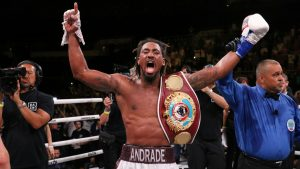 demetrius andrade 062919 getty ftr 1sf3pfwqrlkjg1srsq6si1mbot 300x169 - Dougie's Monday mailbag (Charlo & Andrade, Canelo vs. Kovalev)