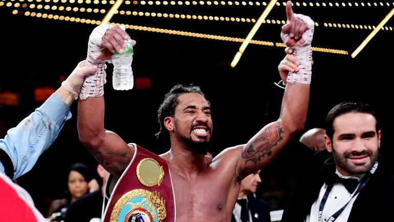 Demetrius Andrade accuses GGG of ducking him, says Canelo and De La Hoya know about it